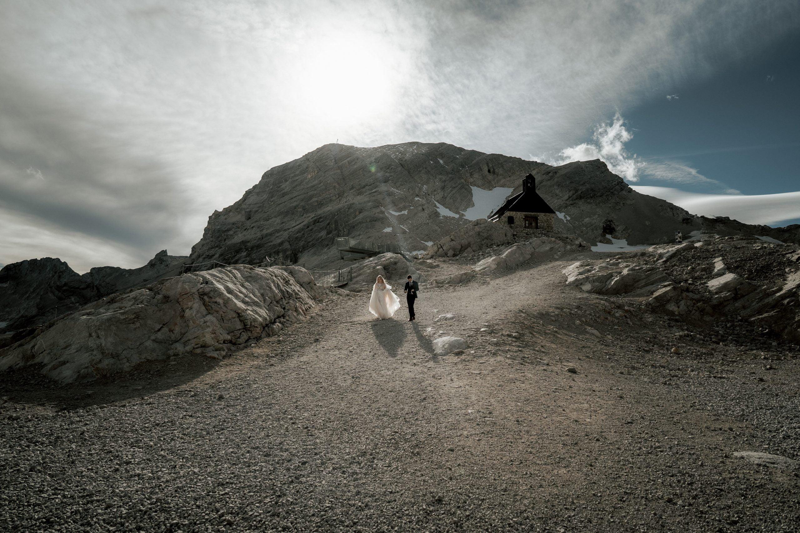 Blitzkneisser-Photo-Elopement-Eibsee-Zugspitze-54